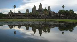 Cambodia Wallpaper HD