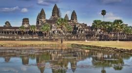 Cambodia Wallpaper High Definition