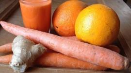 Carrot Desktop Wallpaper For PC