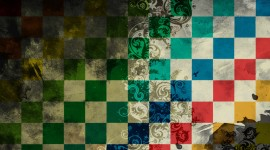 Checkers Wallpaper Full HD