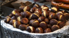 Chestnuts High Quality Wallpaper