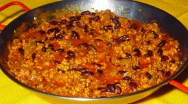 Chili Con Carne Photo Free#2
