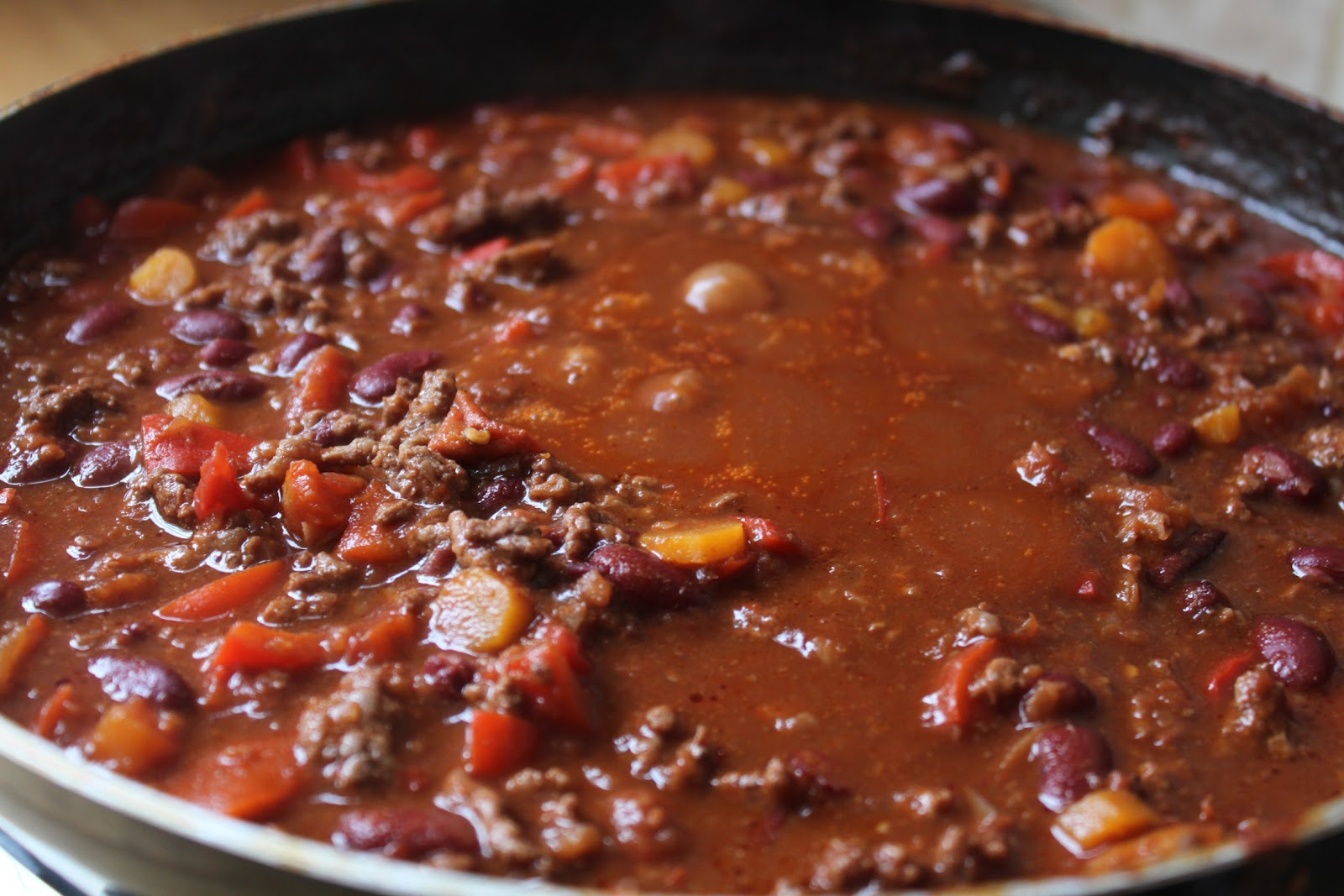 recipe: chilli con carne recipe mexican [36]