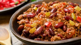 Chili Con Carne Wallpaper