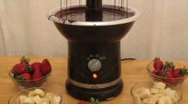 Chocolate Fountain Wallpaper Free