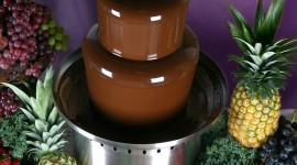 Chocolate Fountain Wallpaper Gallery