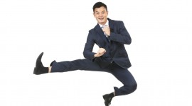 Dancing Man Wallpaper Download