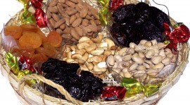Dried Fruits High Quality Wallpaper