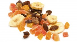 Dried Fruits Wallpaper