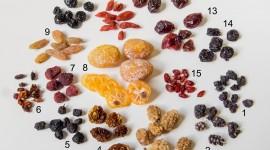 Dried Fruits Wallpaper Gallery