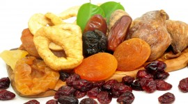 Dried Fruits Wallpaper HQ