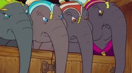 Dumbo Wallpaper 1080p