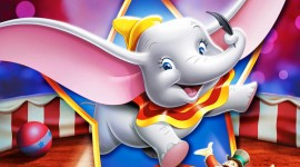 Dumbo Wallpaper For Desktop