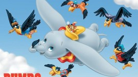 Dumbo Wallpaper For PC
