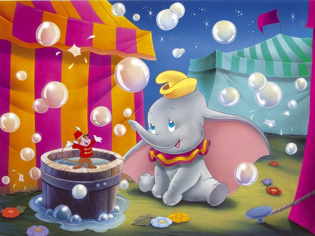 Dumbo wallpapers HD