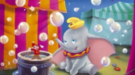 Dumbo Wallpaper Full HD