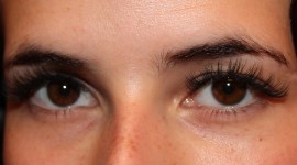 Eyelashes on the Eyes Photo#1