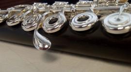 Flute Wallpaper