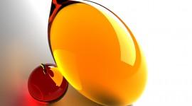 Glass Fruit Desktop Wallpaper For PC