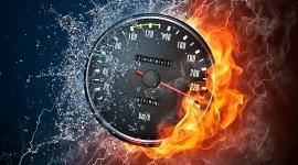 High Speed Desktop Wallpaper
