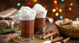 Hot Cocoa Best Wallpaper