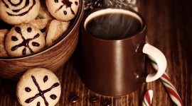 Hot Cocoa Wallpaper Free