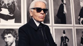 Karl Otto Lagerfeld Desktop Wallpaper