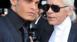Karl Otto Lagerfeld High Quality Wallpaper