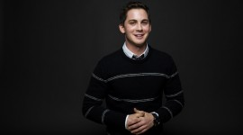 Logan Lerman Wallpaper For Desktop