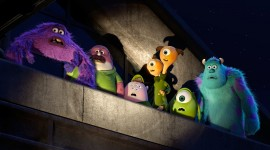 Monsters University Pics