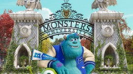 Monsters University Wallpaper For IPhone