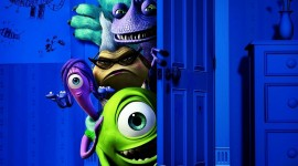 Monsters University Wallpaper For Mobile