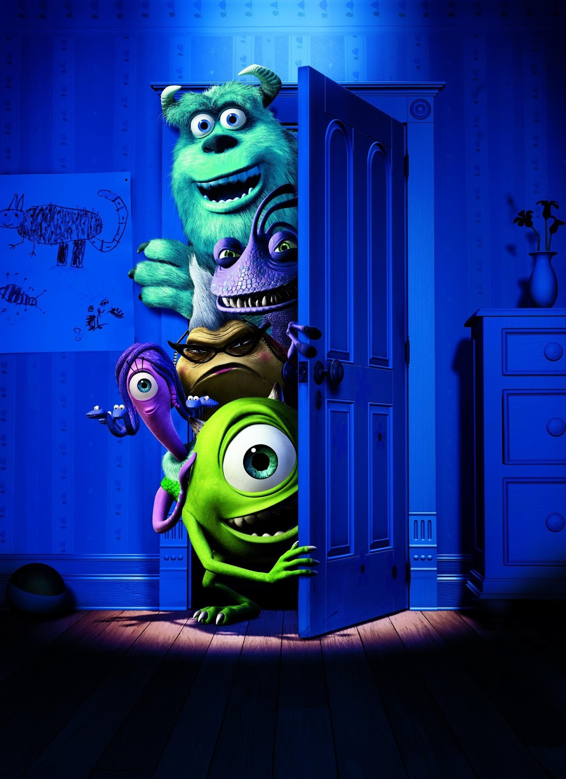 Monsters University Wallpapers High Quality Download Free