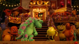 Monsters University Wallpaper Full HD