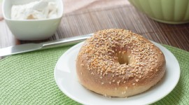 Montreal Bagels Photo Free