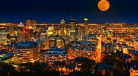 Montreal Desktop Wallpaper HD
