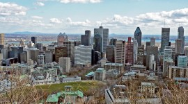 Montreal Wallpaper Widescreen