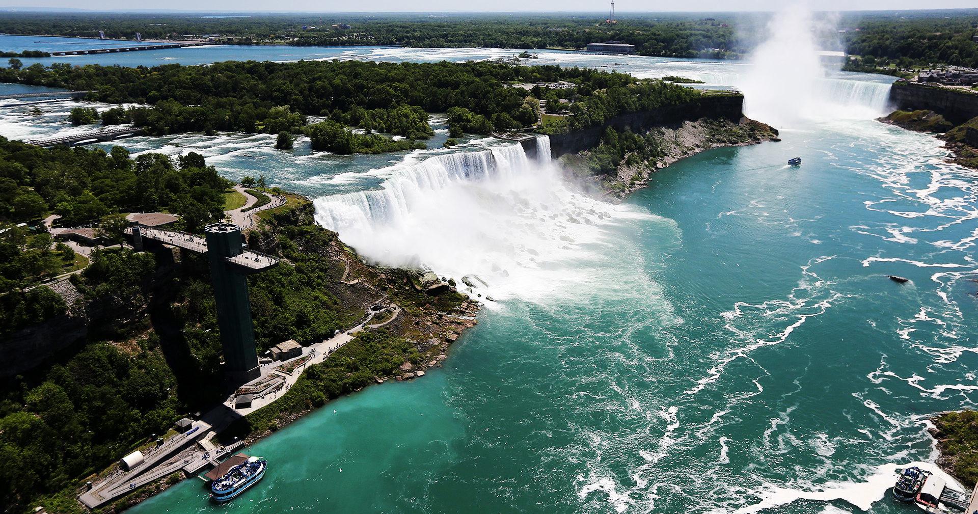 Niagara Falls Wallpapers High Quality Download Free