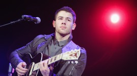 Nick Jonas Desktop Wallpaper For PC