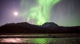 Northern Lights Desktop Wallpaper