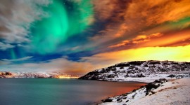 Northern Lights Wallpaper Free