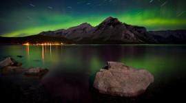 Northern Lights Wallpaper Full HD
