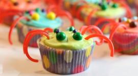 Oil Cupcakes Photo Free