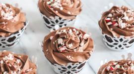 Oil Cupcakes Wallpaper Download