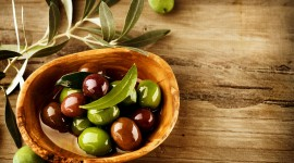 Olives Wallpaper For PC