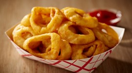 Onion Rings Best Wallpaper
