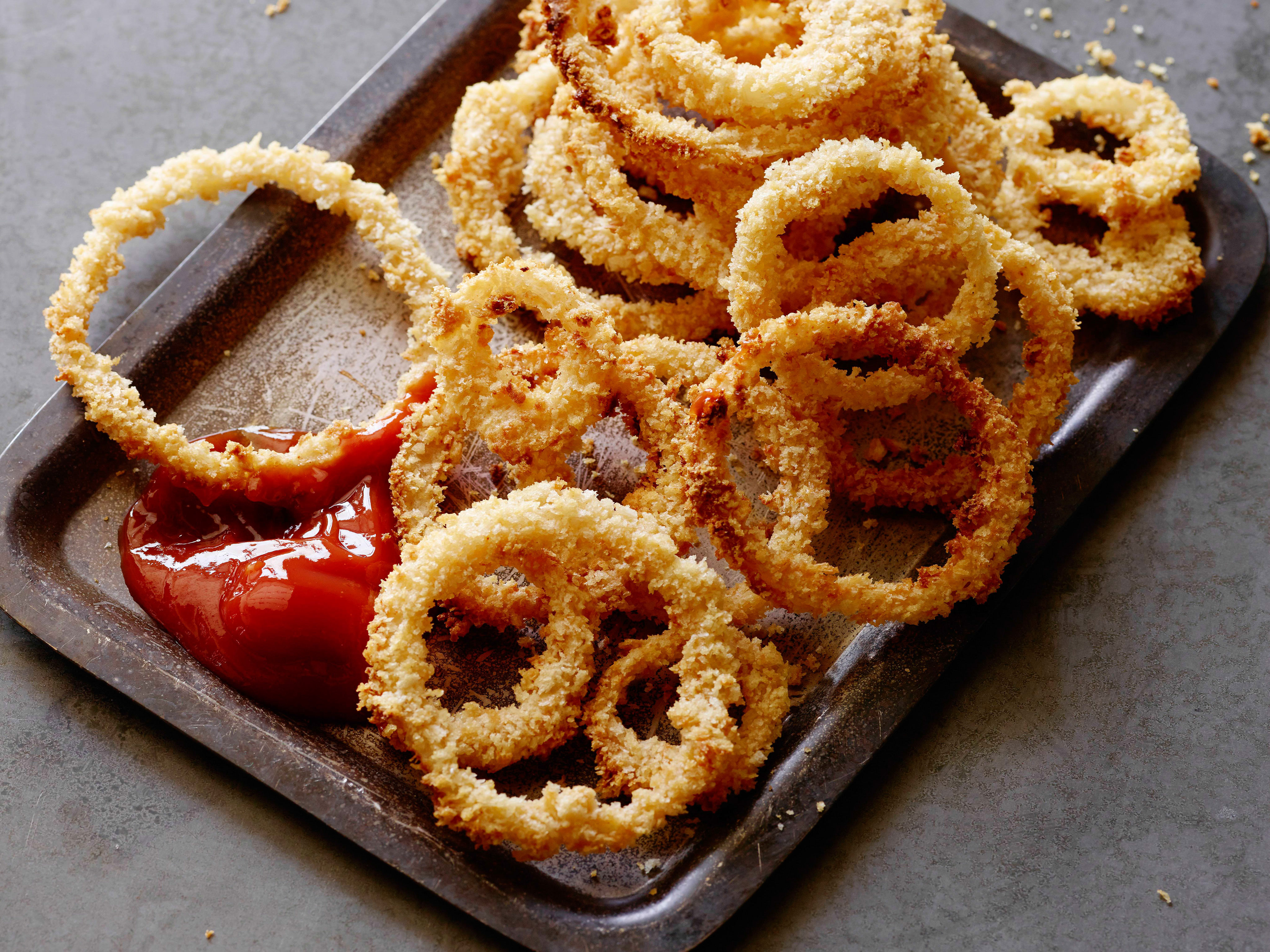 Onion Rings Wallpapers High Quality Download Free