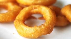 Onion Rings Wallpaper