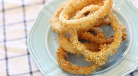 Onion Rings Wallpaper For Desktop