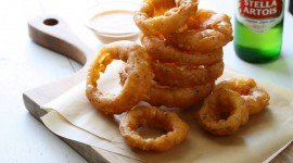 Onion Rings Wallpaper High Definition